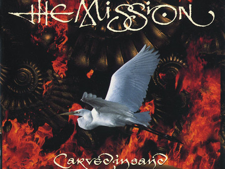 the Mission - Carved in Sand (1989)