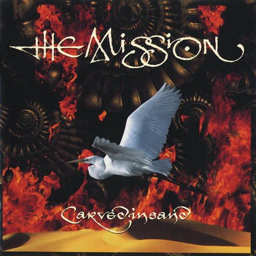 the mission, carved in sand, 1989