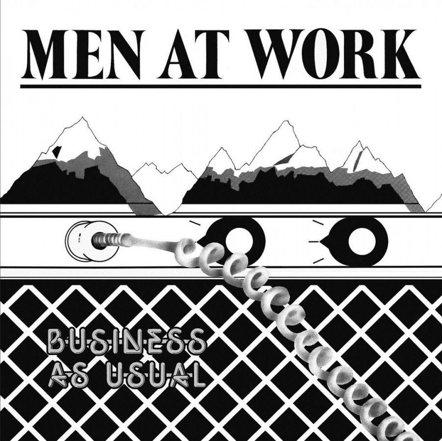men at work, business as usual, 1981