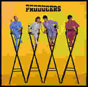 the producers, 1981, front, cover