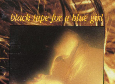 black tape for a blue girl - Ashes in the ... (1989)