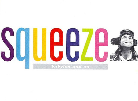 Squeeze - Babylon and on (1987)