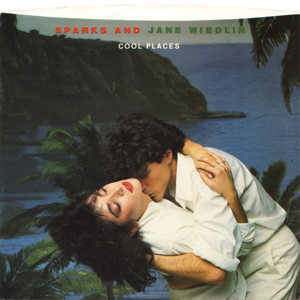 sparks, jane wiedlin, cool places, 1983