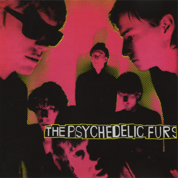 the psychedelic furs, 1980