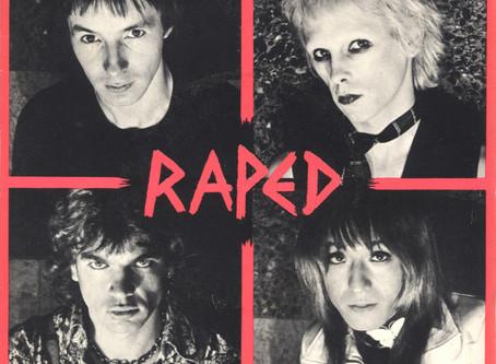 Raped - Pretty Paedophiles 7'' EP (1977)
