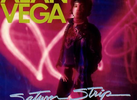 Alan Vega - Saturn Strip (1983)