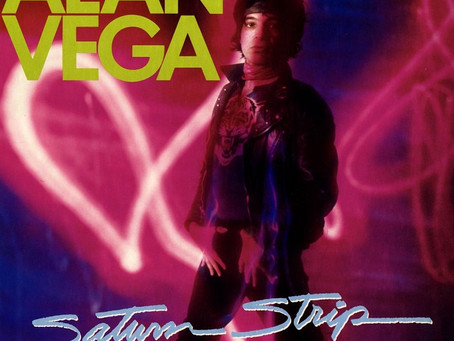 Alan Vega - Saturn Strip (1983)
