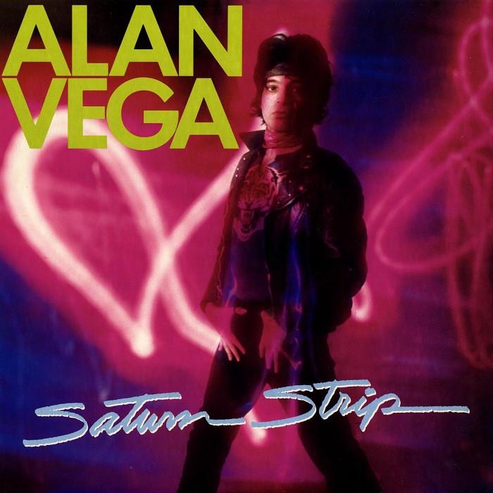 Alan Vega, Saturn Strip, 1983