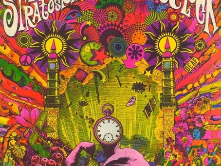 the Dukes of Stratosphear - 25 O'Clock (1985)