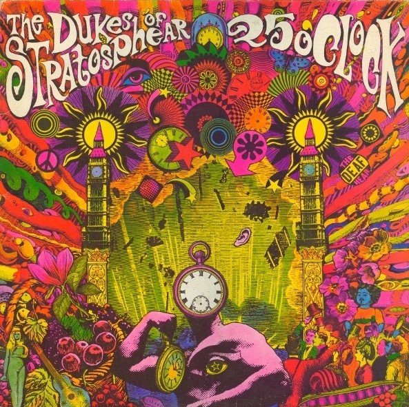 the Dukes of Stratosphear, 25 O'Clock, 1985