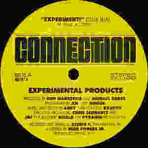 Experimental Products, Experiment!, 12'', 1987