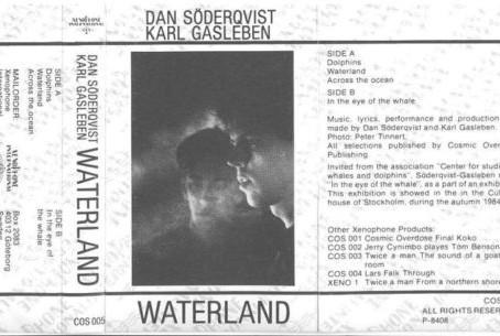 Söderqvist + Gasleben - Waterland (1984)