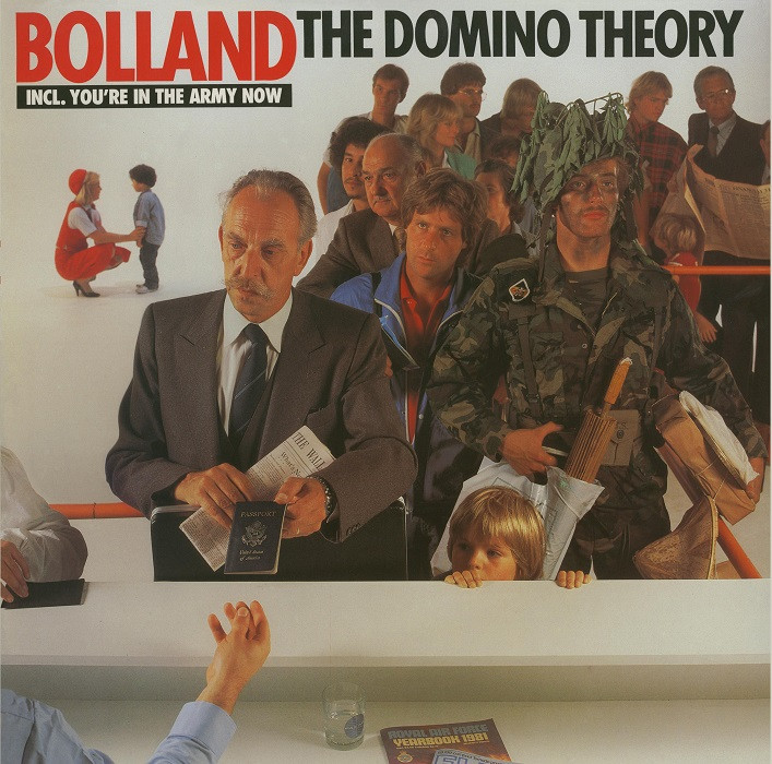 Bolland & Bolland, the Domino Theory, 1981