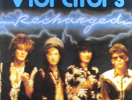 the Vibrators - Recharged (1988)
