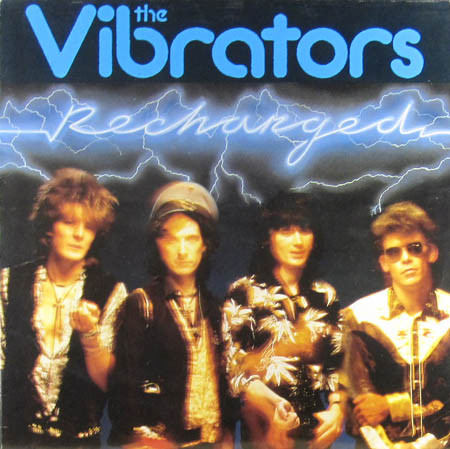 the Vibrators, Recharged, 1988