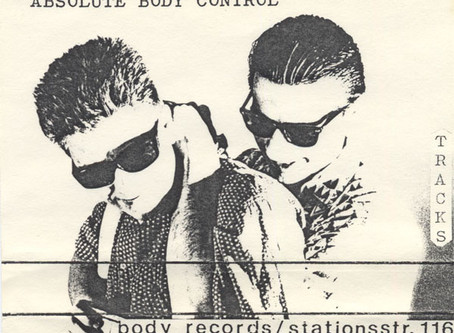 Absolute Body Control - Tracks (1989)
