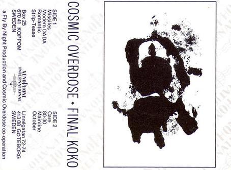 Cosmic Overdose - Final Koko (1980)