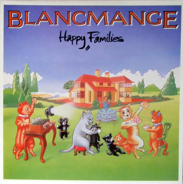 blancmange, happy families, 1982