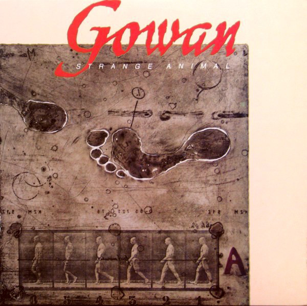 Gowan, Strange Animal, 1984