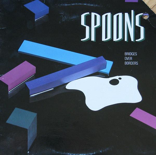 spoons, bridges over borders, 1986