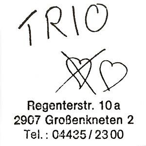 Trio - Trio (1980)
