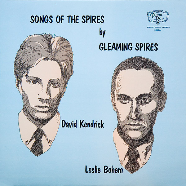 Gleaming Spires, Songs of the Spires, 1981