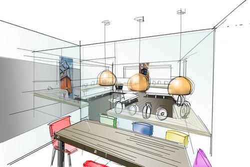 pak, projectrealisatie, alblasserdam, interieur, displays, stands, verpakking, keraf