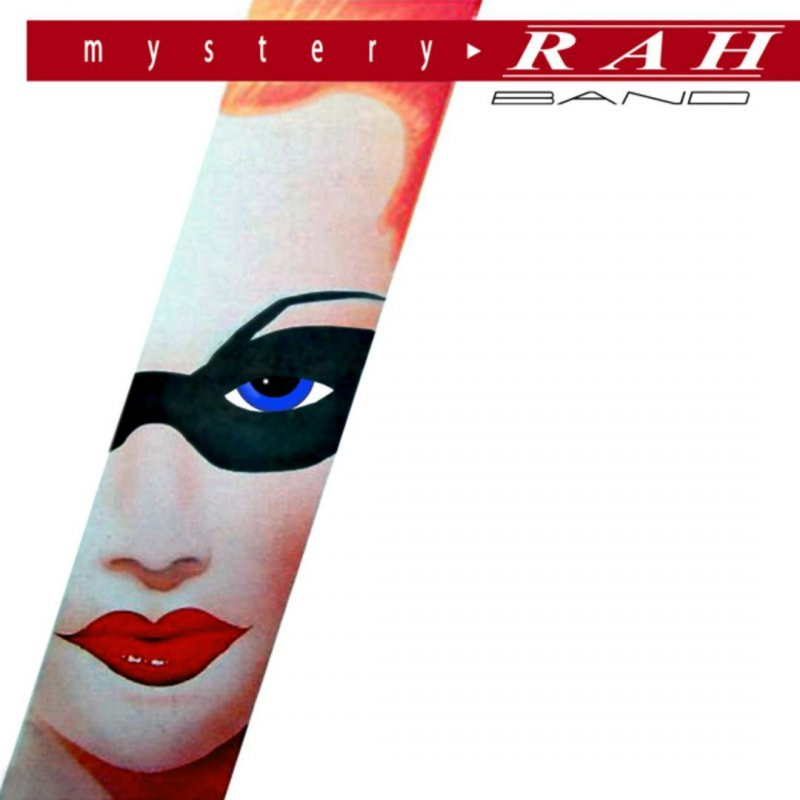 rah band, mystery, 1985, front, cover