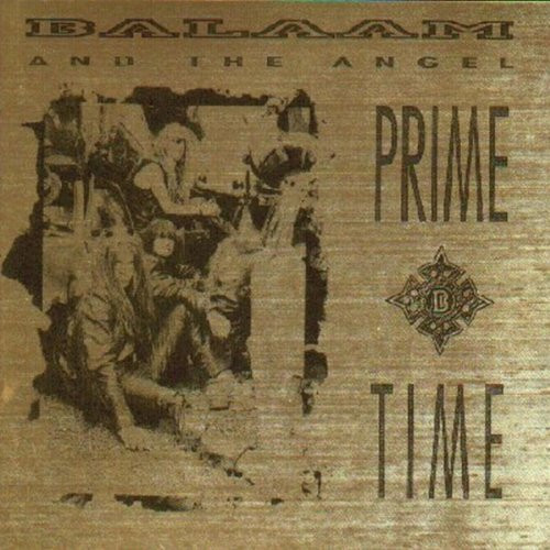 balaam and the angel, prime time, 1993, front, cover