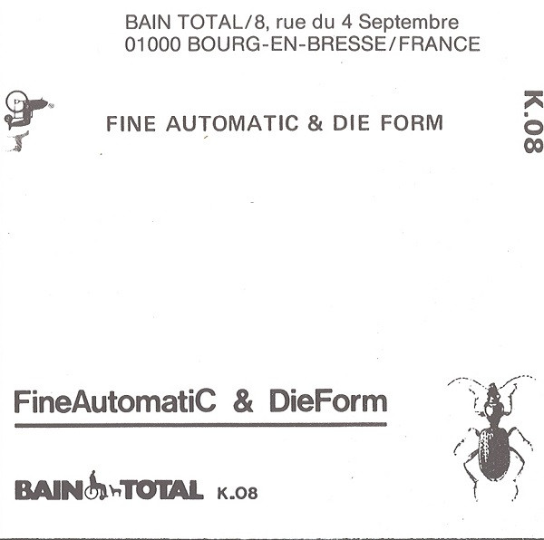 FineAutomatiC & Die Form, FA & DF, 1982