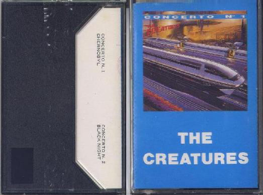 the Creatures, Concerto N° 1, 1988