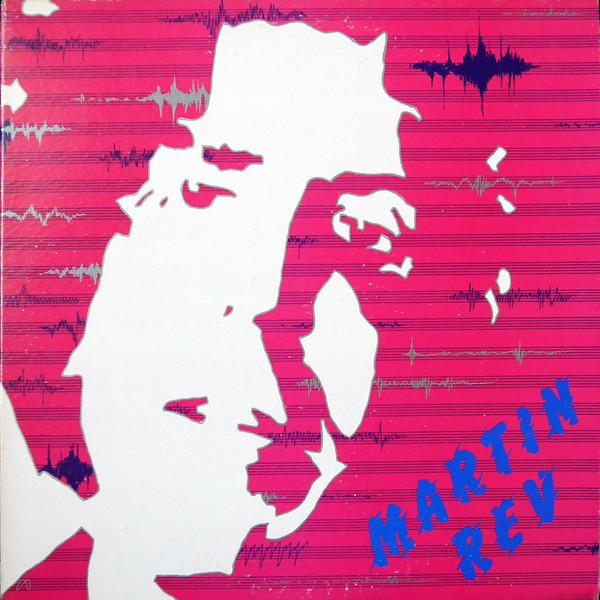 Martin Rev, album, 1980