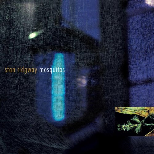 stan ridgway mosquitos 1989 front cover