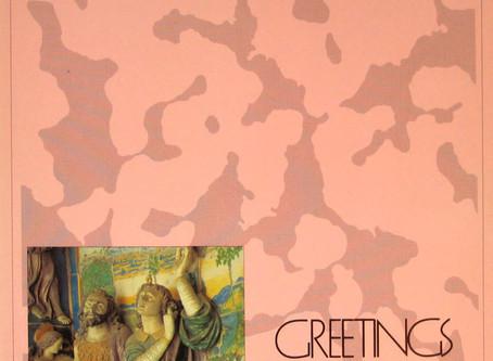 Legendary Pink Dots - Greetings Nine (1989)
