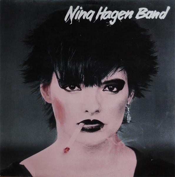 nina hagen band, 1978, front, cover