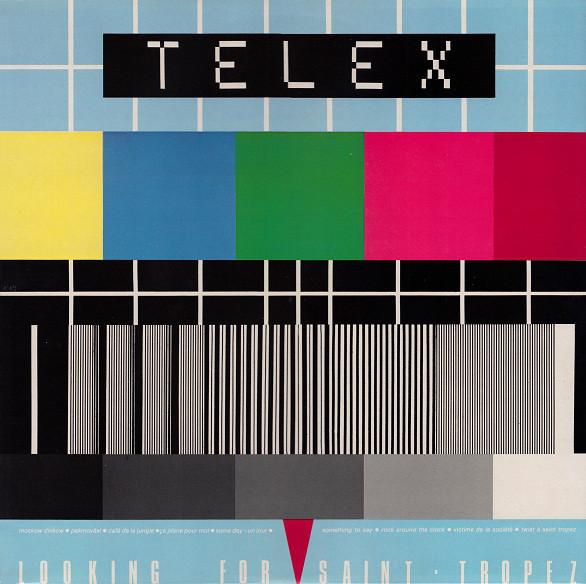 telex, looking for saint tropez, 1979