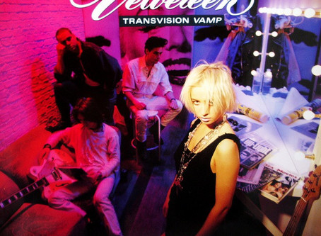 Transvision Vamp - Velveteen (1989)