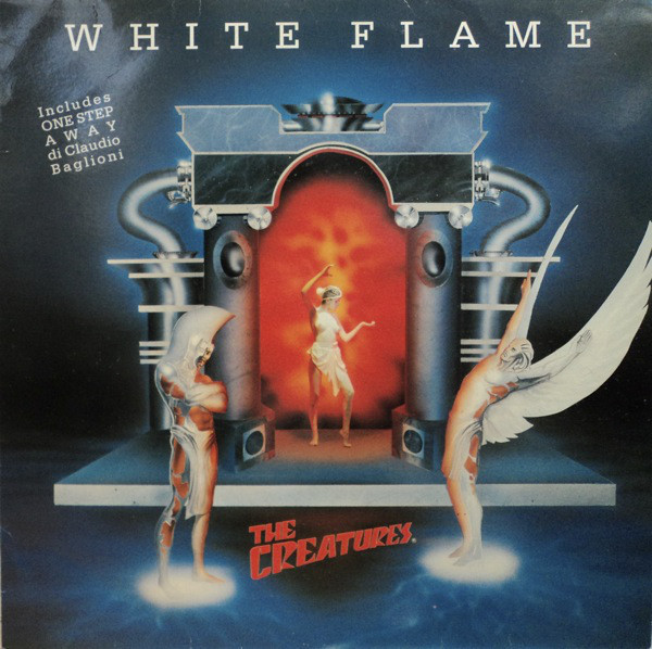 the Creatures, White Flame, 1990