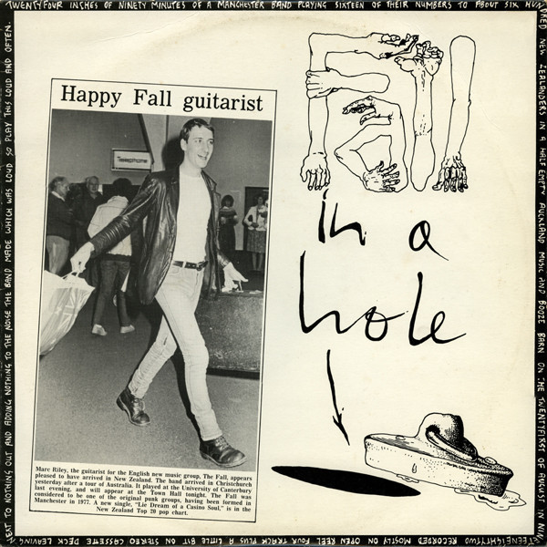 the fall, fall in a hole, 1983