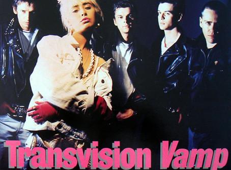 Transvision Vamp - Pop Art (1988)