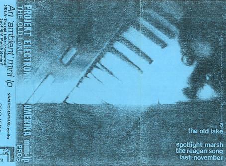 Projekt Electronic Amerika - the Old Lake (1984)