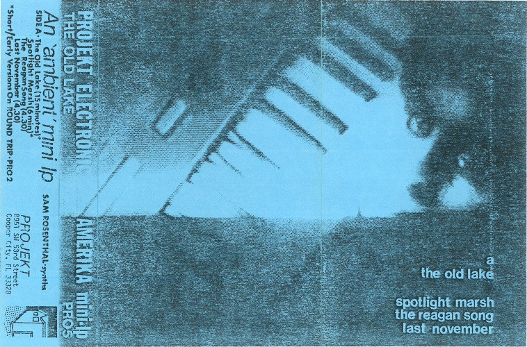 Projekt Electronic Amerika, the Old Lake, 1984
