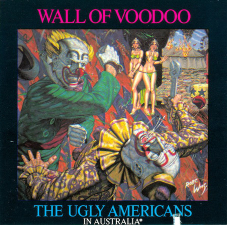 Wall of Voodoo - the Ugly Americans... (1988)