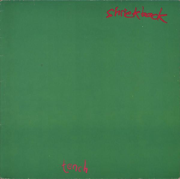shriekback, tench, 1982