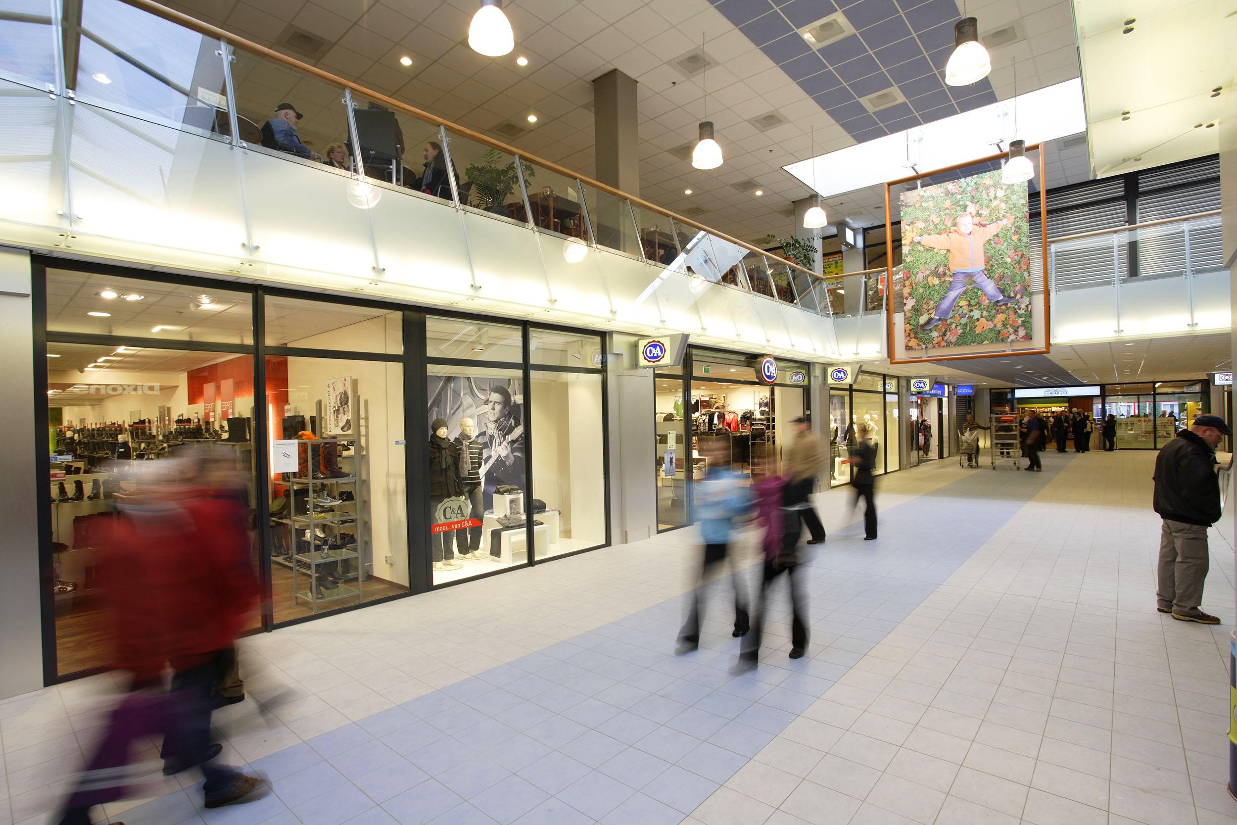 Stadskanaal, restyling winkelcentrum