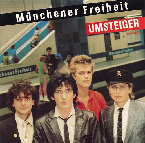 Münchener Freiheit, Umsteiger, 1982