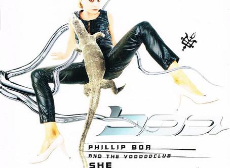 Phillip Boa & the Voodooclub - She (1995)