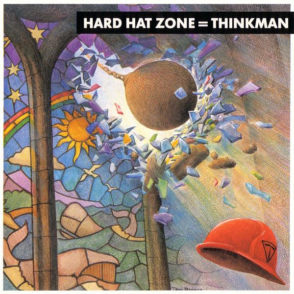 thinkman, hard hat zone, 1990