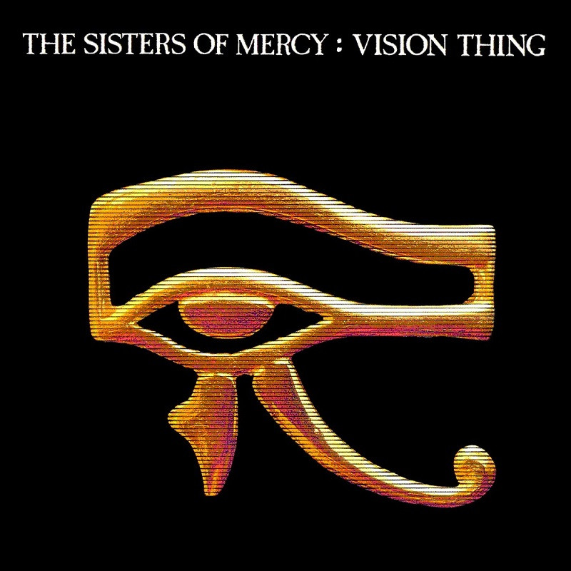 the sisters of mercy, vision thing, 1990