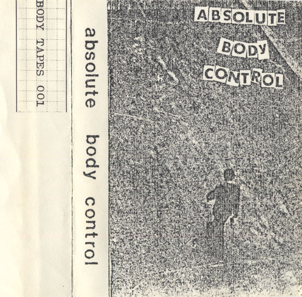Absolute Body Control, album, untitled, 1981